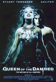 The Queen Of The Damned(The Vampire Chronicles Series)