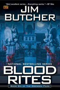 Blood Rites(The Dresden Files Series 6)