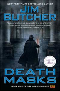 Death Masks(The Dresden Files Series 5)