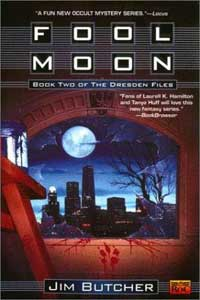 Fool Moon(The Dresden Files Series 2)