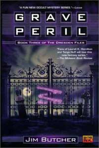 Grave Peril(The Dresden Files Series 3)