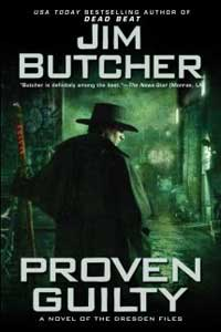 Proven Guilty(The Dresden Files Series 8)