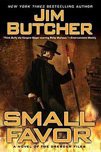 Small Favor(The Dresden Files Series 10)