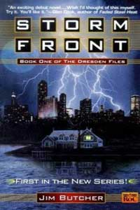 Storm Front(The Dresden Files Series 1)