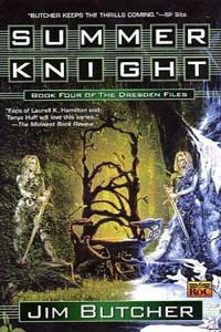Summer Knight(The Dresden Files Series 4)
