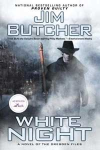 White Night(The Dresden Files Series 9)