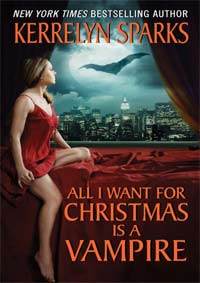 All I Want for Christmas Is a Vampire ( Love at Stake Series 5)