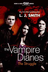 The Struggle ( Vampire Diaries Series 2 )