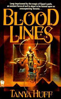 Blood Lines( Blood Books Series 3)